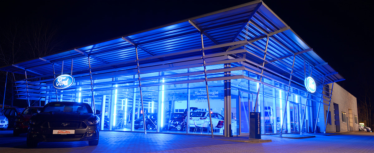 Autohaus Stoedter GmbH Ford Uelzen